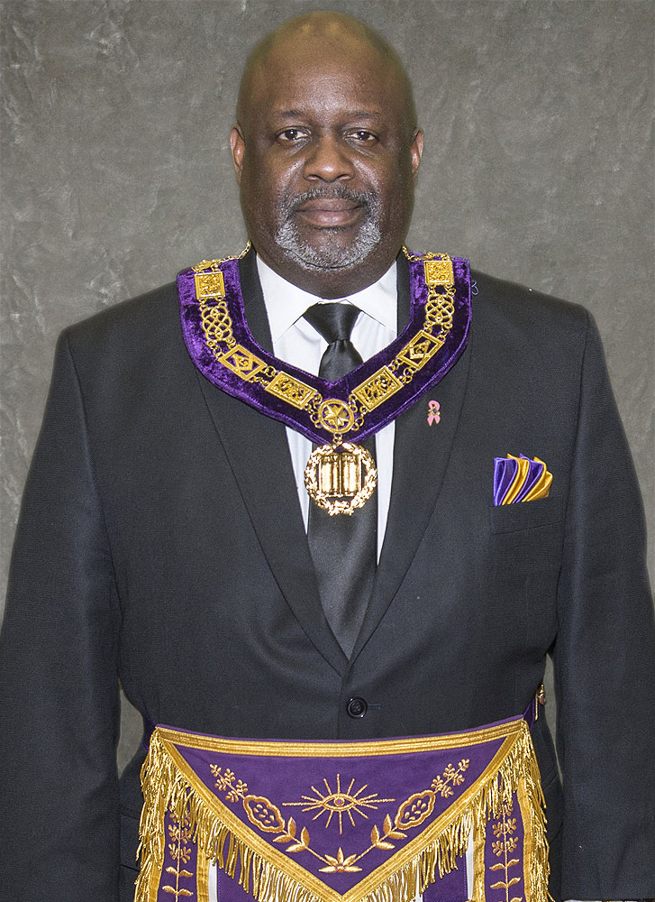R.W. Bishop Dr. Orlando Wilson