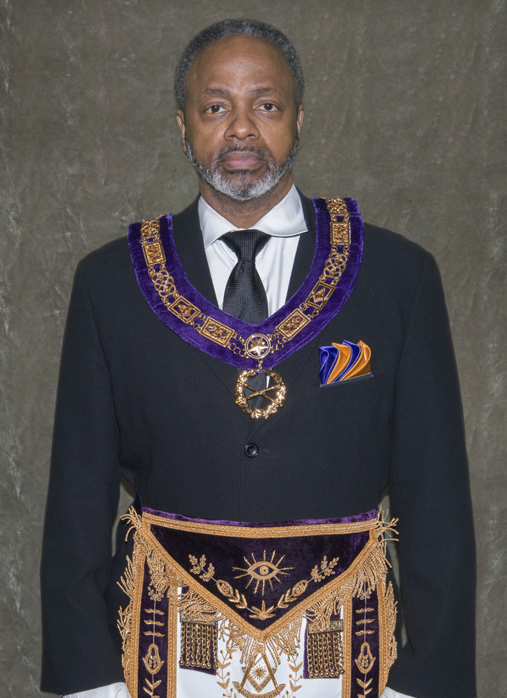 R.W. Maurice P. McDaniel